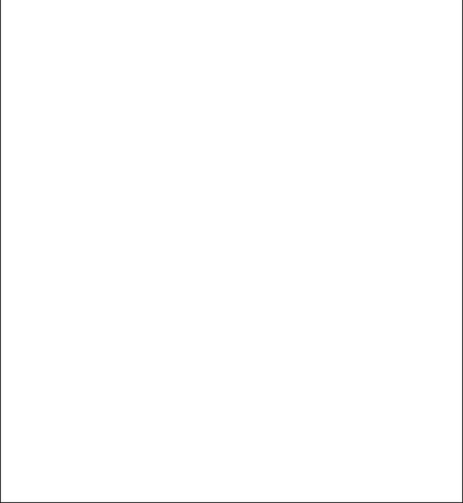 幼儿园卡通竖边文档边框图片